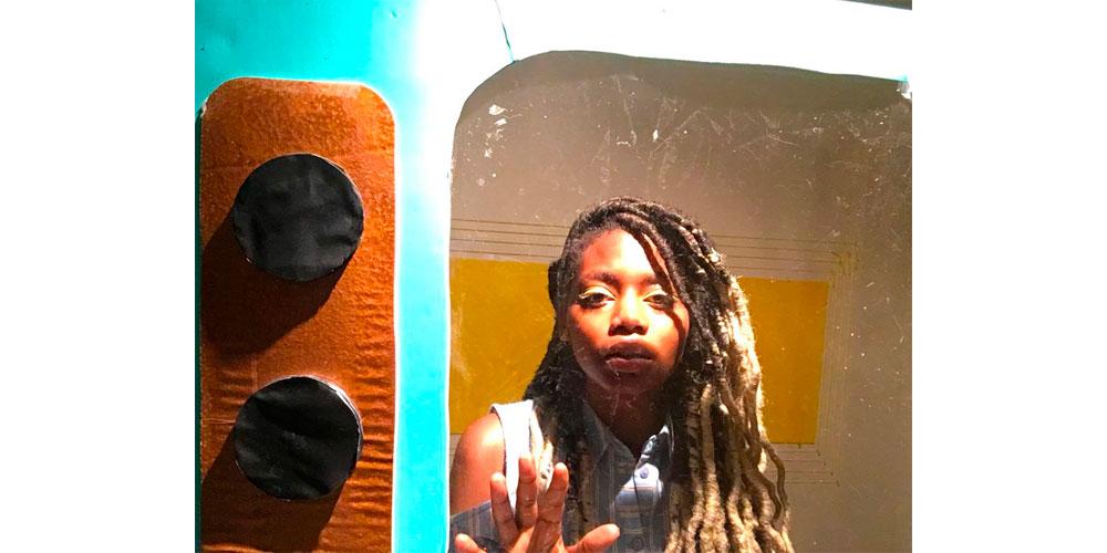 Bree Person, MythoFutuRiddim, Brooklyn, Televise Me
