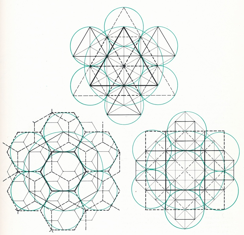 A.C Evans Design, Islamic Patterns, Keith Critchlow, Sacred Geometry