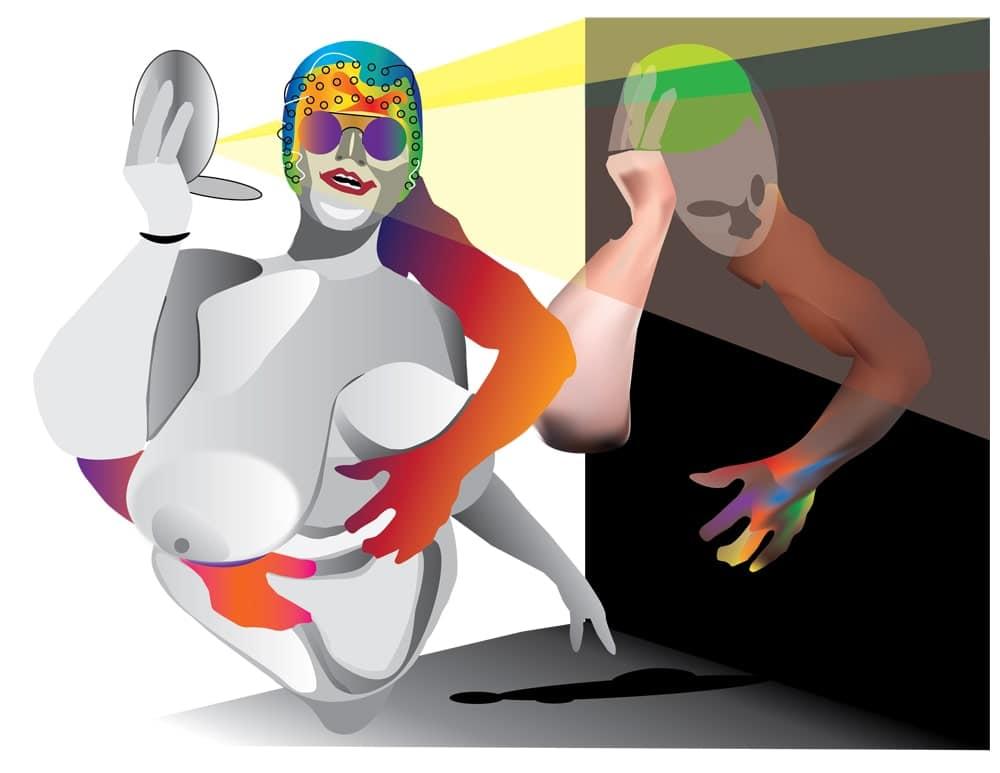 A.C. Evans Art, Design, Emberbrace, New Media