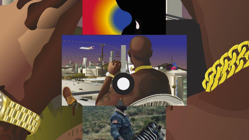 A.C. Evans Art, Design, Motion Design, Freddie Gibbs, Alfredo